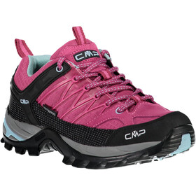 CMP Campagnolo Rigel Low WP - Chaussures Femme - rose